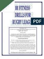 101 Fitness Drills