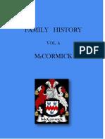 mccormick family history