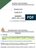 Direito Civil Mandato