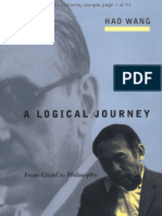 wang hao - a logical journey from godel to philosophy (freescience)