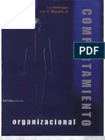 Comportamiento Organizacional - 10ma Ed. Hellriegel & W. Slocum