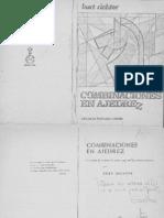 Combinaciones en Ajedrez- Kurt Richter