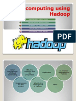 Single Node cluster Using Hadoop