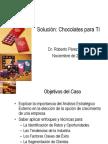 Solución Caso_Chocolates Para Tí