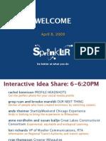 Spreenkler Agenda 04-08-09
