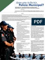 convocatoria policias municipales