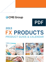 2013 Product Guide and Calendar Fx Products