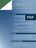 Revista Diplomacia Edicion Bicentenario