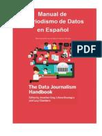Manual de Periodismo de Datos Espanol