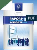 Raport Anrceti 2012 (Rom)