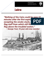 The USS Cairo