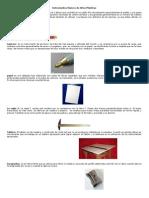 Instrumentos Basicos de Artes Plasticas