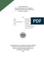 laporan praktikum 1 Karakterisik fisik Bahan Hasil Pertanian Teknologi Hasil Pertanian