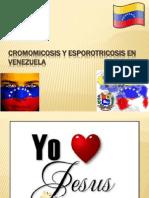 Cromomicosis y Esporotricosis en Venezuela
