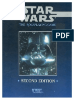 WEG40055 - Star Wars RPG (Second Edition) - Basic Rules