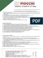Manual Pardini Fiocchi p10