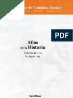 Atlas Histórico de Santillana