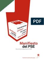 PES Manifest ES