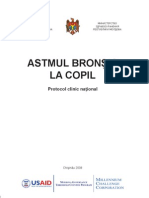 Astmul Bronsic Protocol National