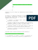 DEFINICION Y ORGANIZACIÓN DE LOS CONTENIDOS DE LENGUA ORAL COMUNICATIVA
