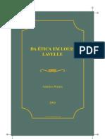 126644860 Americo Pereira Da Etica Em Louis Lavelle PDF