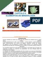 Mineralogia de Las Rocas