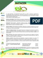 Invitación BIO BOLIVIA 2013-Feria Agroecológica para la soberania alimentaria-17 al 19 de Mayo