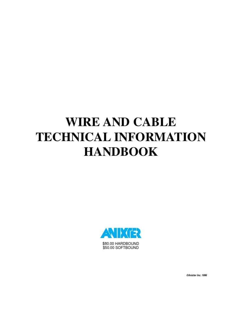 Wire & Cable Handbook