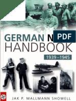 German Navy Handbook 1939-1945