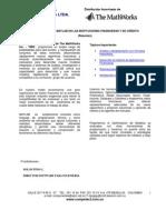 Aplicaciones de MATLAB en Las Instituciones Financieras y de Credito