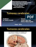 Presentación Tumores Cerebrales. ke y Ma