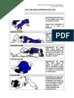 Tecnicas Judo Suelo