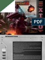 BattleTech Experimental Technical Readout Primitives Vol III
