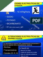 Alteraciones Electroliticas en Diarrea Aguda[1]