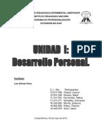 Copia de Primer Trabajo Desarrollo Personal