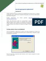 Como Crear Un Fichero de Ayuda Para Tus Aplicaciones Con HTML Help Workshop