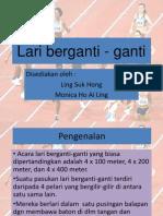 Lari Berganti - Ganti