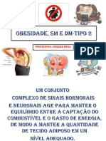3. Obesidade, SM e DM-Tipo 2