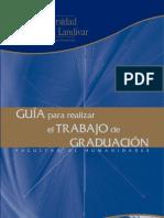 Guia Humanidades 2009