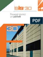 Sistema di fissaggio Ruredil FISIS 30