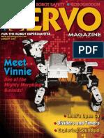 Servo Magazine - 2007-01