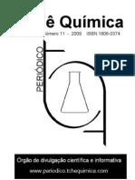 Periódico Tchê Química 11 Ed.