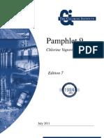 Pamphlet009 Vaporizadores de Cloro