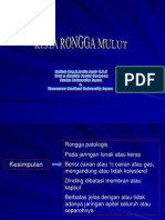 New Kista Rongga Mulut