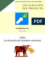 Localizacion Ejemplo