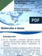 Moleculas e Iones