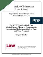 The WTO Tuna-Dolphin II Case.pdf