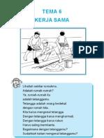 6. Kerja Sama