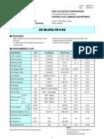 g10 Fr4 Datasheet