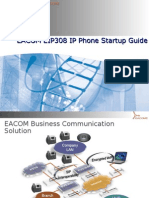 EIP308 Startup Guide
